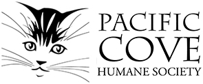 Pacific Cove Humane Society Logo